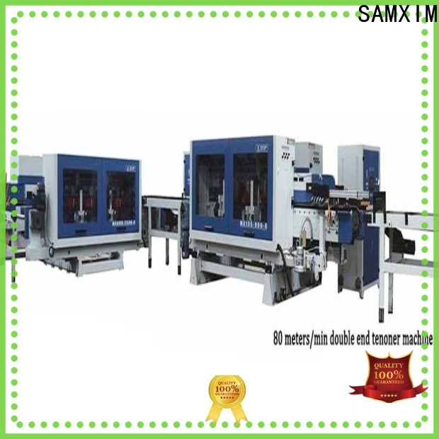 SAMXIM excellent floor slotting production line machinery factory for pvc floor