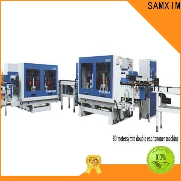 SAMXIM floor slotting production line supplier for density board