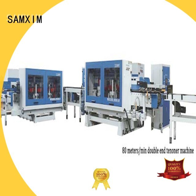 excellent floor slotting production line machinery with good price for density board