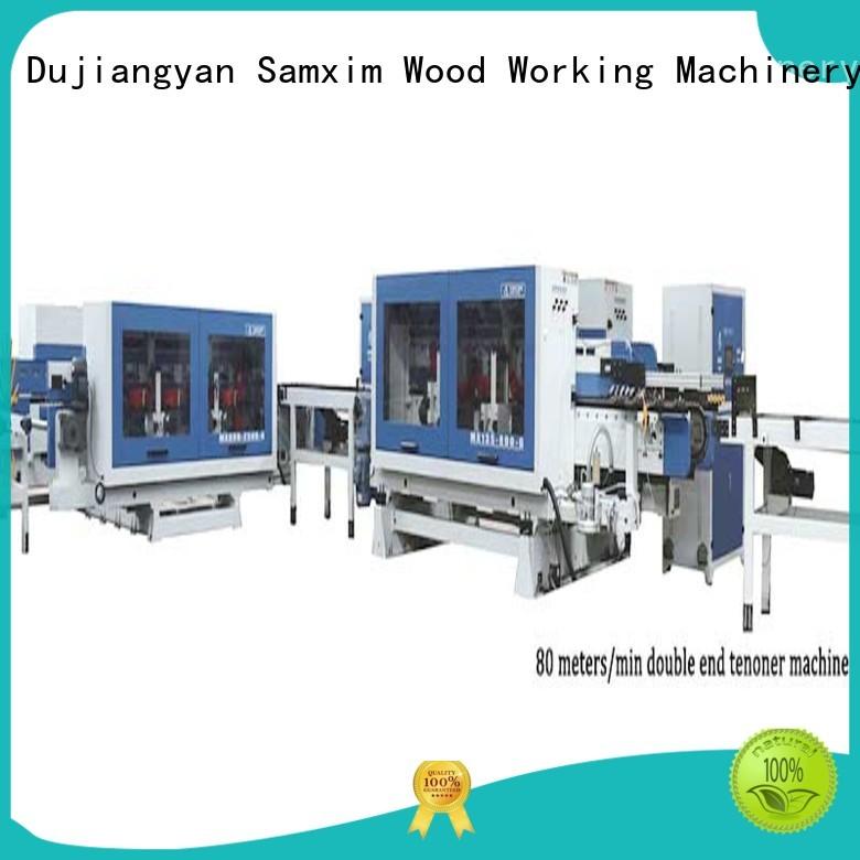 SAMXIM heavy duty floor slotting production line machinery supplier for density board