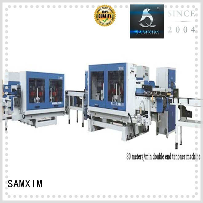 efficient floor slotting production line with good price for density board