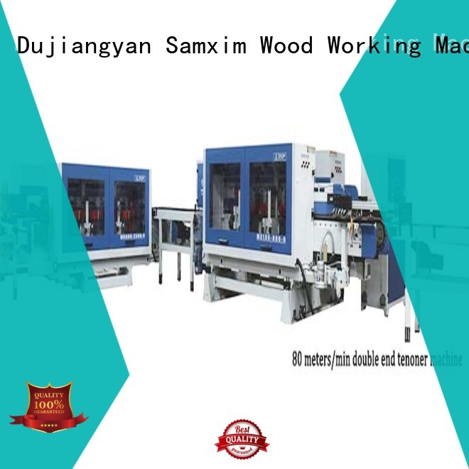 heavy duty floor slotting production line machinery wholesale for wood floor