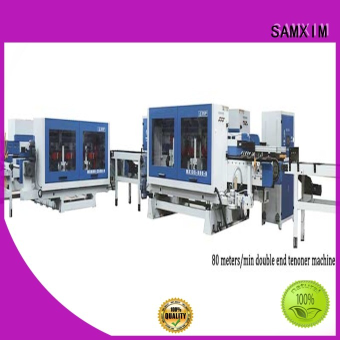 SAMXIM floor slotting production line manufacturer for density board