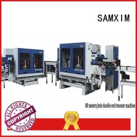 SAMXIM floor slotting production line machinery factory for density board