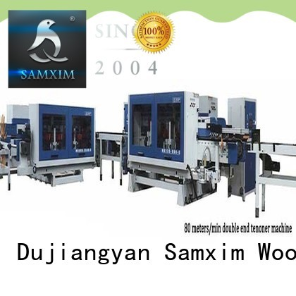 SAMXIM floor slotting production line machinery supplier for density board