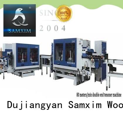 SAMXIM floor slotting production line machinery supplier for density board