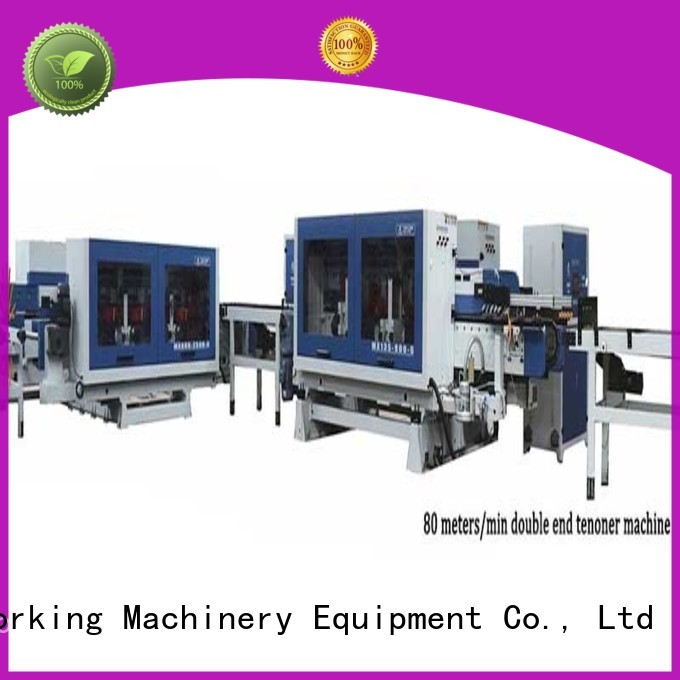flexible floor slotting production line machinery with good price for density board